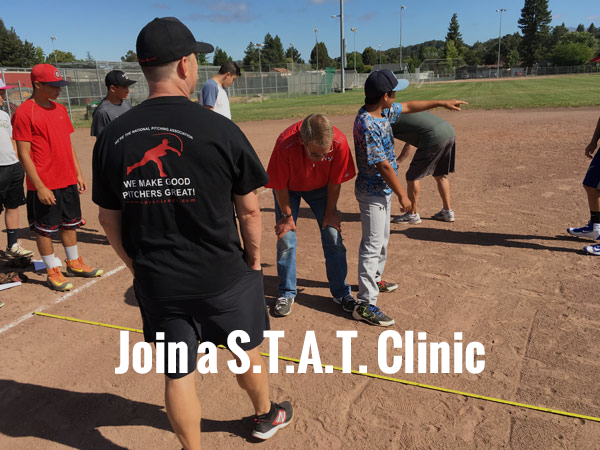Attend a S.T.A.T. clinic image