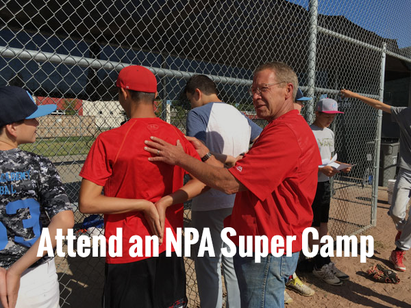 Attend NPA Super Camp image